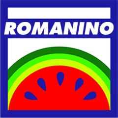 Romanino – Commercio all'ingrosso di frutta e verdura Logo